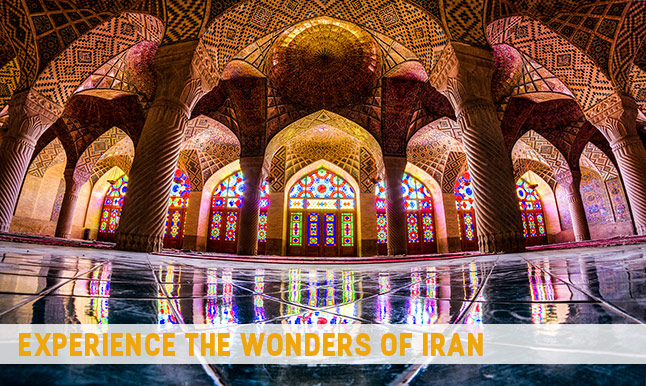 experience the wonders of iran1